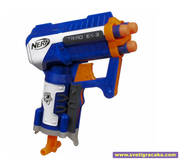 Nerf N-Strike ELITE - TRIAD EX-3
