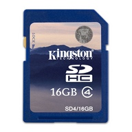 Kingston, SDHC Class 4, 16GB
