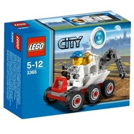 Lego - City - 3365 Space Moon Buggy