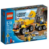 Lego - City - 4201 Loader and Tipper