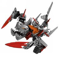 Lego - Hero Factory - 6216 Jawblade