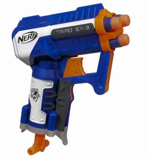 Nerf - N-Strike ELITE - TRIAD EX-3